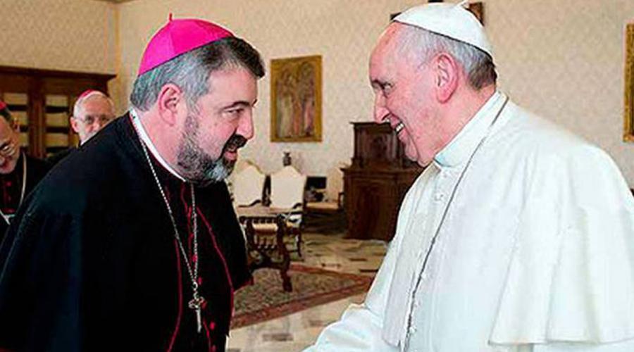 Mons. D. Carlos Manuel Escribano Subías, nombrado nuevo arzobispo de Zaragoza