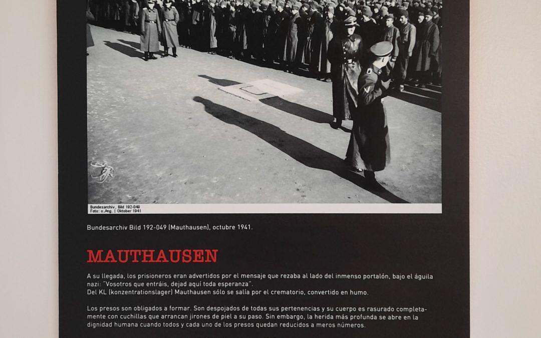 """""""Categoría III: KL Mauthausen"""", el descenso al inframundo nazi en el Espacio en Blanco"""
