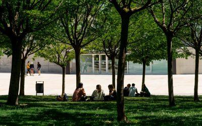 La Universidad San Jorge logra que toda su energía eléctrica provenga de fuentes renovables