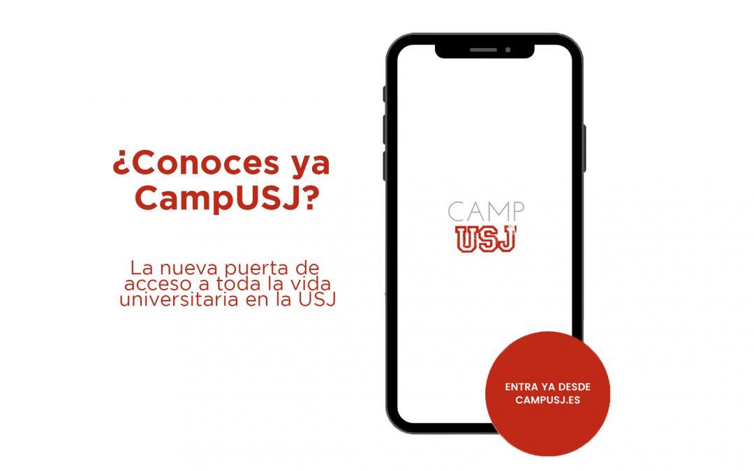 CampUSJ, una plataforma que recoge la vida universitaria en un único lugar