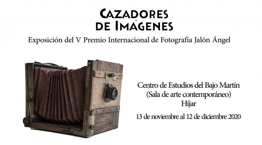 Poster Cazadores de Imágenes