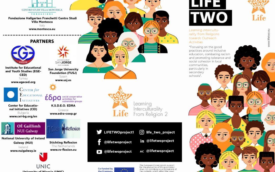 La Universidad San Jorge forma parte del proyecto europeo Life-2 para erradicar el racismo y la intolerancia