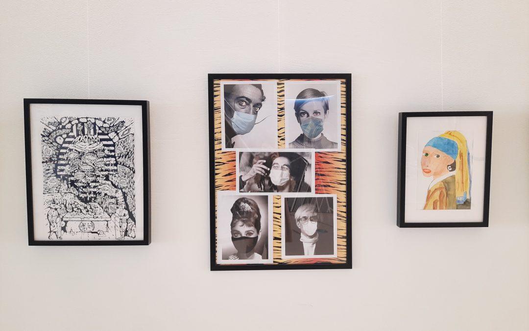 #CreandoenCuarentena, una exposición que capta cómo vivieron el confinamiento personas con enfermedad mental