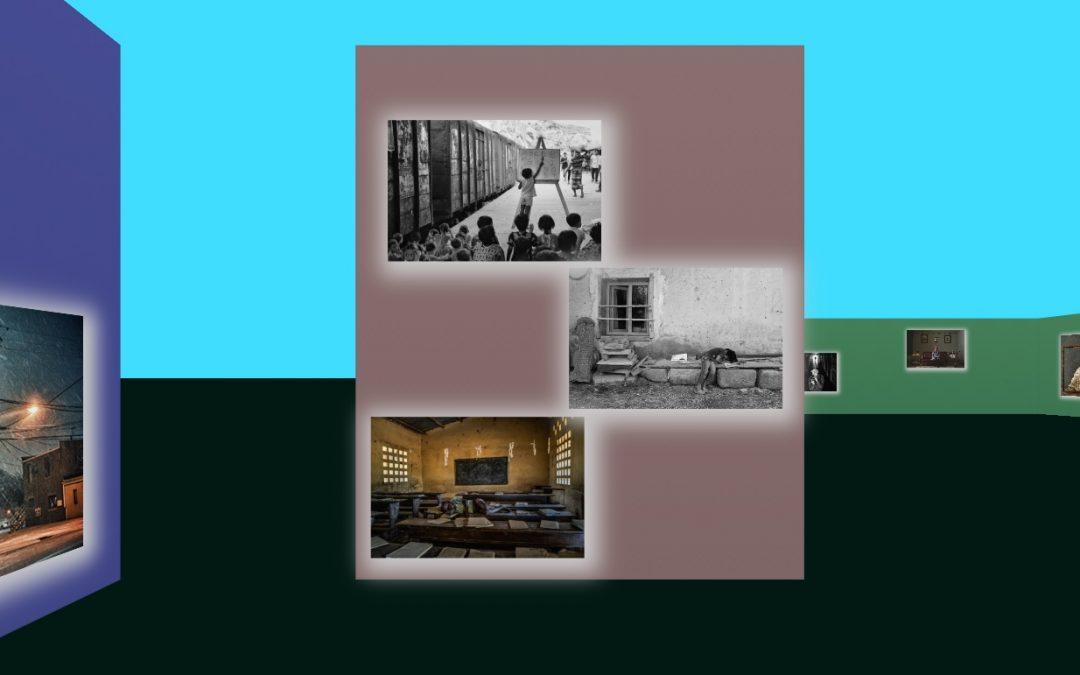 El Archivo Jalón Ángel inaugura la exposición 'Cazadores de imágenes' VI de forma virtual