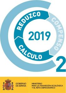 Sello Calculo y Reduzco 2019