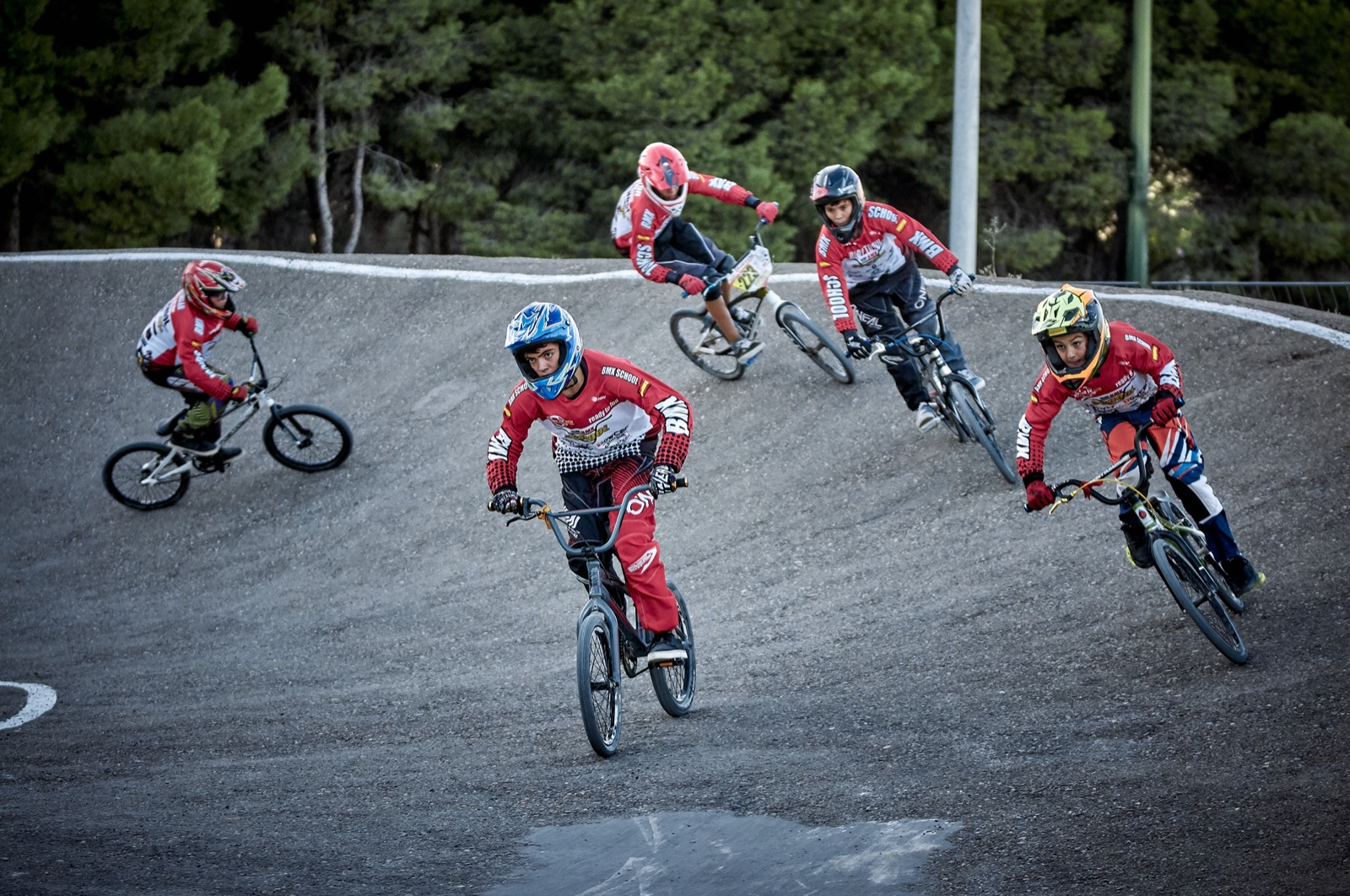 BMX-Training for win