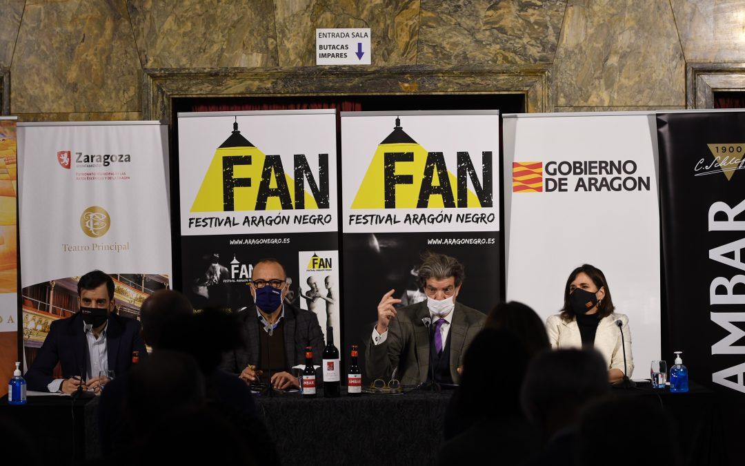 Vuelve el Festival Aragón Negro con la presencia de la Universidad San Jorge en sus actividades