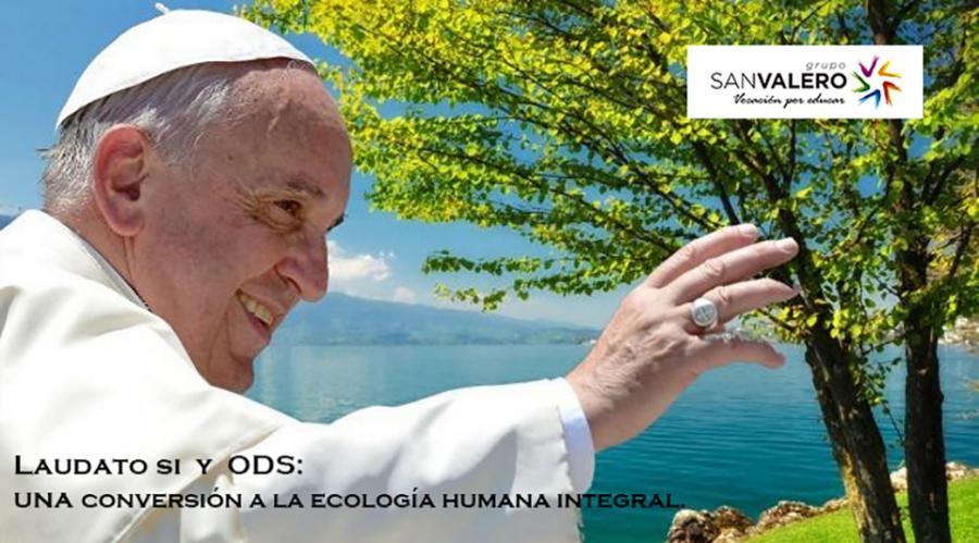 Última jornada del ciclo de sesiones de identidad «Palabras del Papa Francisco» de Grupo San Valero