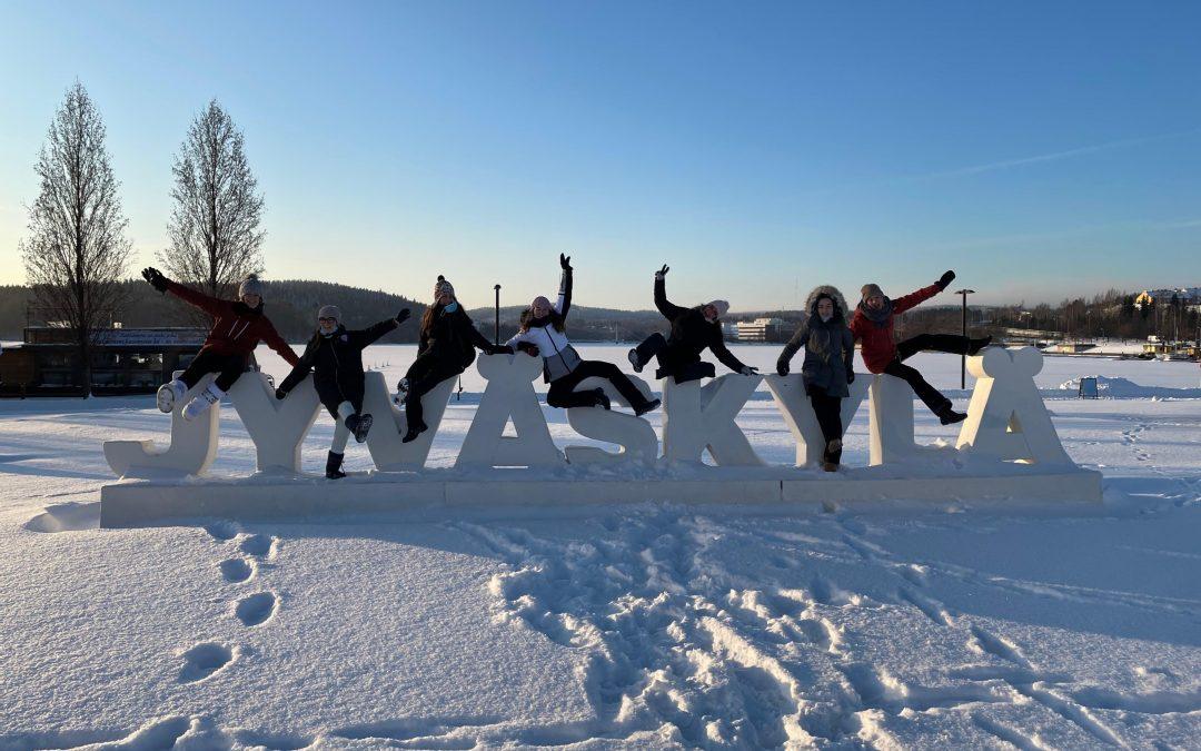 Los estudiantes de la USJ que realizan una movilidad Eramus afirman estar viviendo una experiencia única a pesar de la pandemia