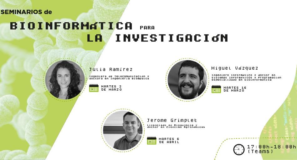 La Universidad San Jorge organiza un ciclo de seminarios sobre 'Bioinformática para la investigación'
