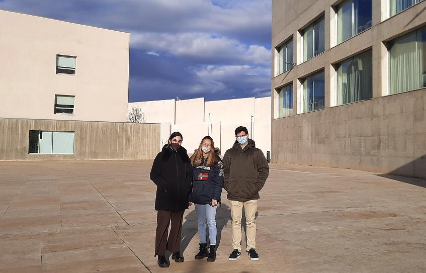 Un grupo de alumnos de Periodismo recoge en un proyecto de investigación las consecuencias de la covid19 sobre la salud mental