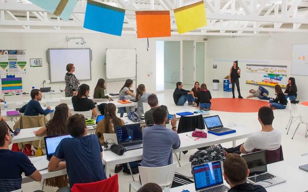 Los grados en Educación de la USJ forman a docentes capacitados para afrontar los desafíos educativos del futuro