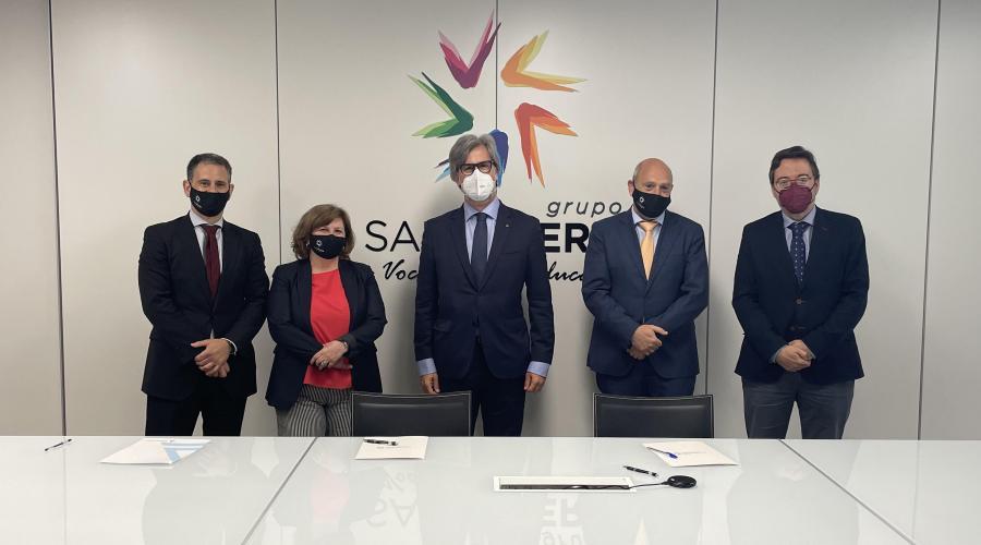 Centro San Valero y TÜV Rheinland formarán y certificarán profesionales para la manipulación de vehículos eléctricos de alto voltaje