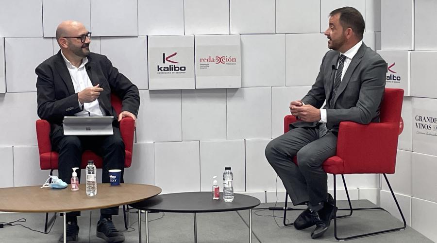 El director de SEAS, Javier Alcañiz, protagonista de la Mesa Abierta de Cámara de Comercio de Zaragoza