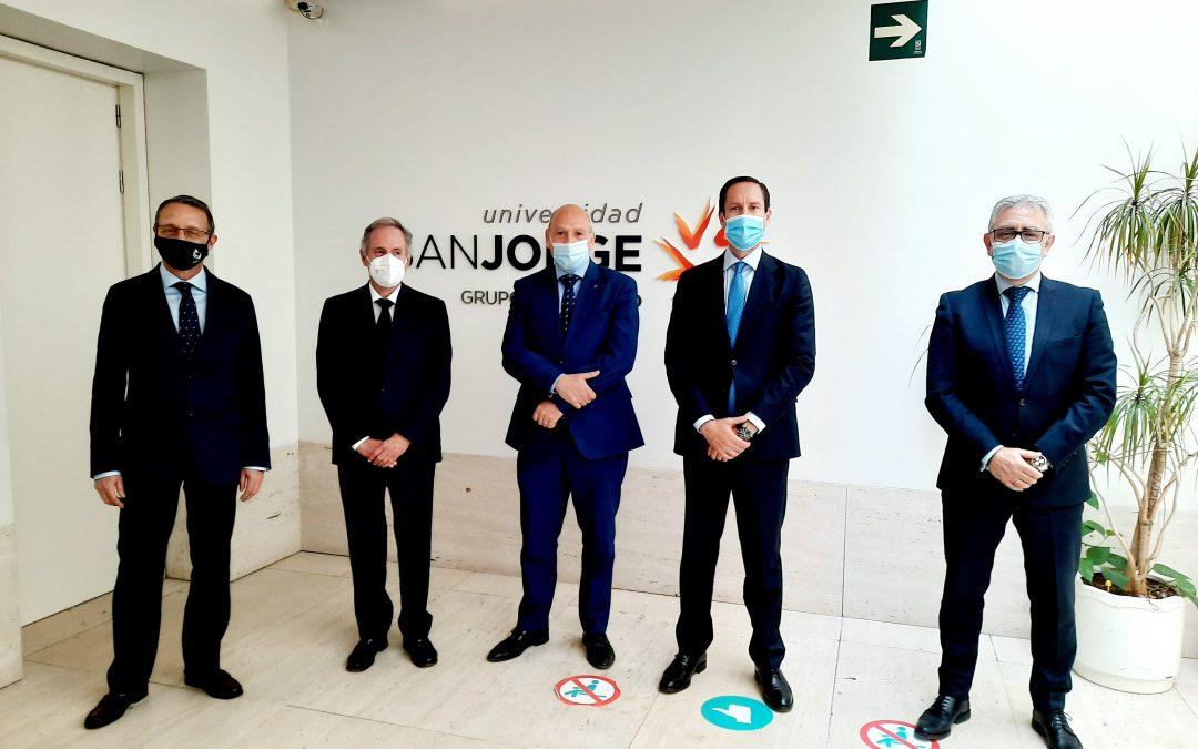 Avanza y el Grupo San Valero impulsarán proyectos para potenciar una movilidad eficiente y sostenible