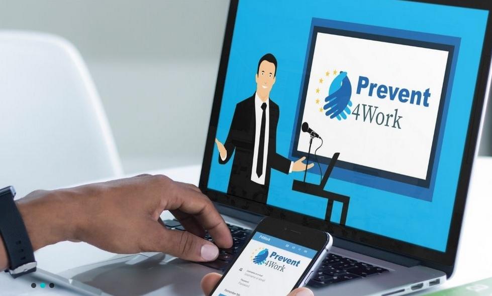 """El proyecto Prevent4Work presenta su app """"P4Work"""", una aplicación que ofrece contenido sobre trastornos musculoesqueléticos a trabajadores, profesionales sanitarios y estudiantes de ciencias de la salud"""
