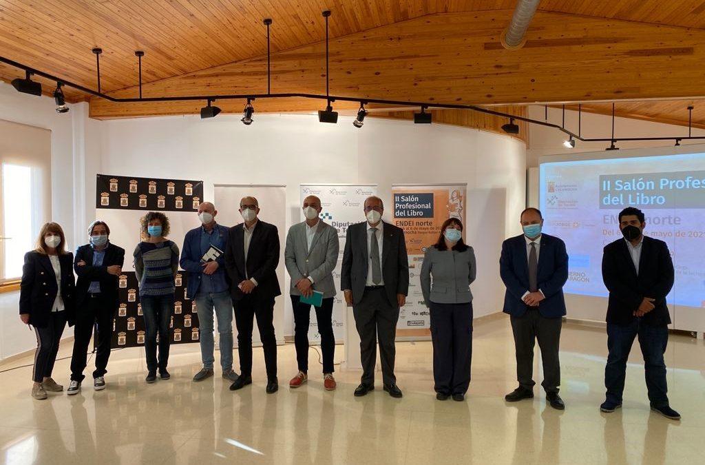 El Salón del Libro Endei Norte de Calamocha pone fin a más de treinta actividades organizadas con el fin de promover la lectura