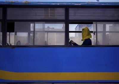 'Hidden' de Sara Zoheir (Alejandría, Egipto) - Mención especial Consecuencias de la covid19
