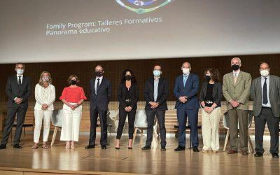 La conferencia 'Panorama Educativo' aclara dudas en una sesión útil y práctica