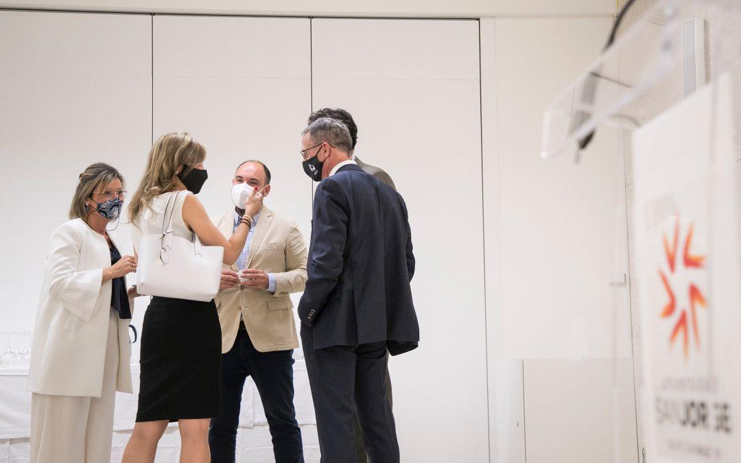 La Universidad San Jorge y ESIC formarán a profesionales del marketing y de la comunicación en competencias clave para las empresas