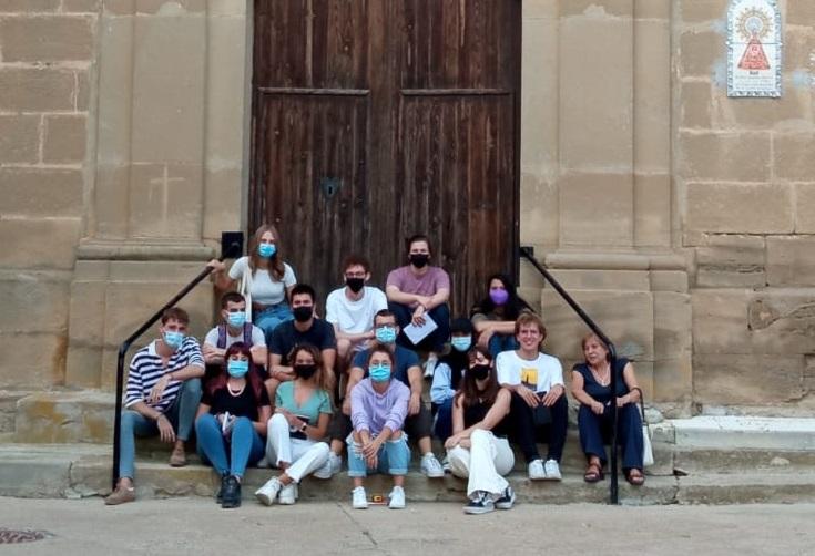 Alumnos de Arquitectura realizarán propuestas de mejora de inmuebles del municipio de Sierra de Luna como parte de un proyecto de Aprendizaje Basado en Problemas
