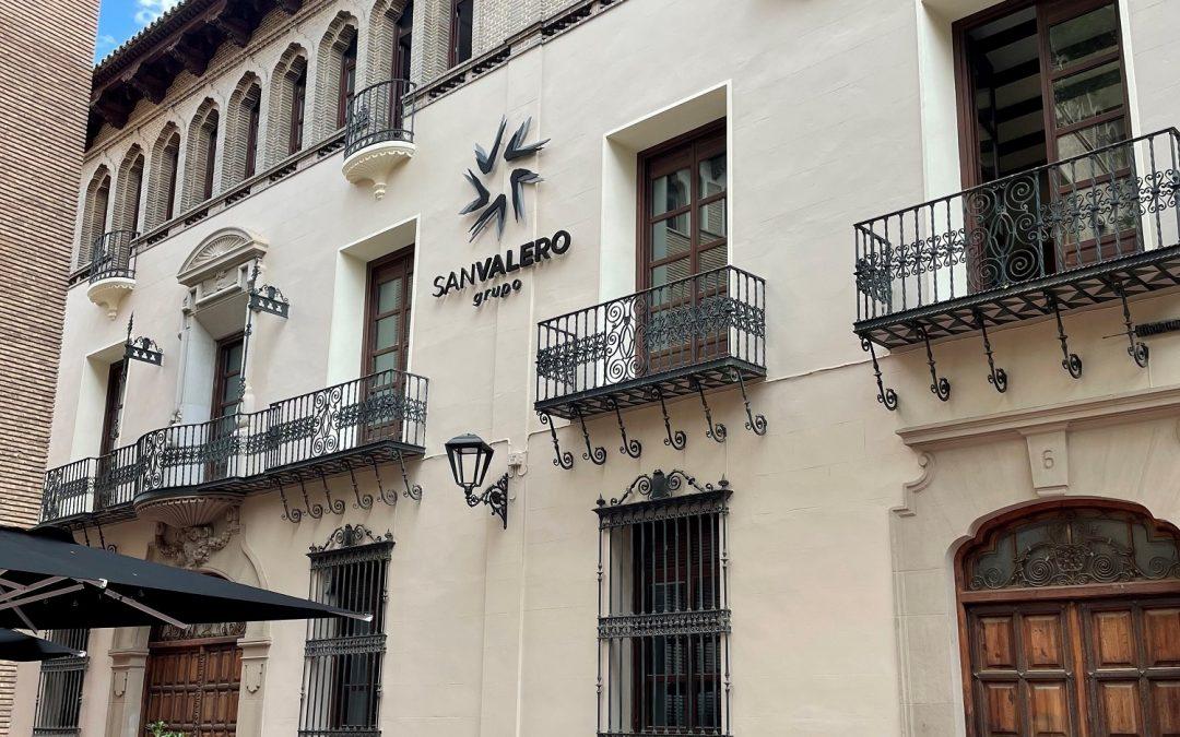 El Grupo San Valero estrenará nueva sede en el centro de Zaragoza