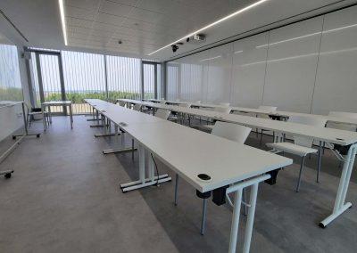 Nuevo edificio_ Aulas