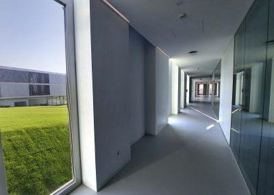 Nuevo edificio_Pasillo