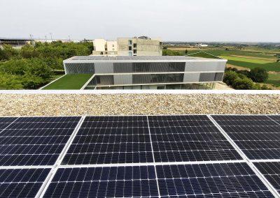 Nuevo edificio_Placas solares