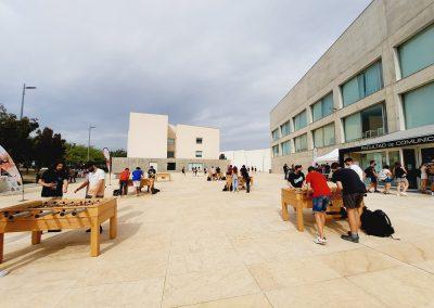 plaza rectorado