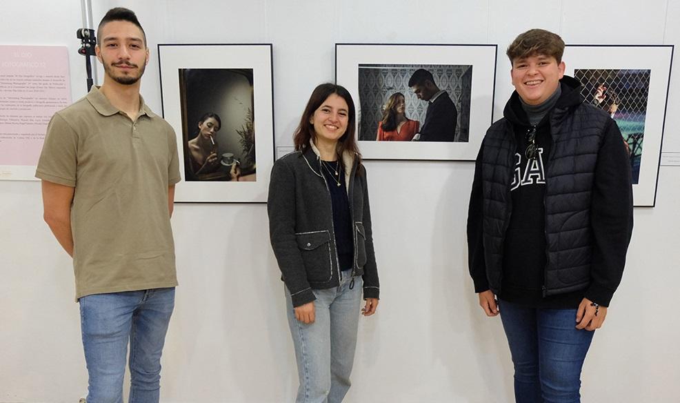 """Alumnos de Publicidad y Relaciones Públicas exponen sus fotografías en la duodécima edición de """"El ojo fotográfico"""""""