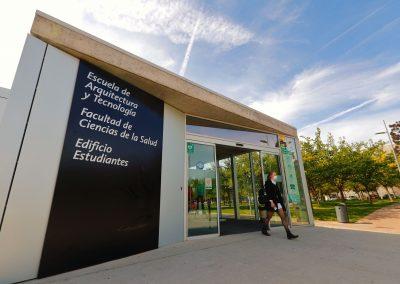 Inauguración nuevo edificio USJ (2)