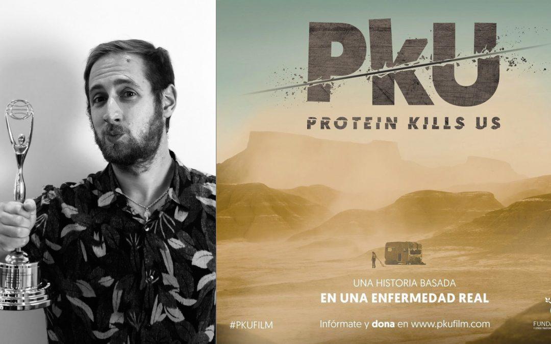 César Pérez, egresado de la USJ, premiado en los Clio Awards de Nueva York con 'Protein Kills Us', única campaña española galardonada en la categoría Health Advertising
