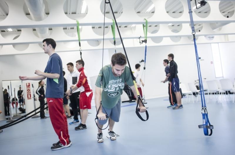 Entrenamiento de deportistas jóvenes en desarrollo