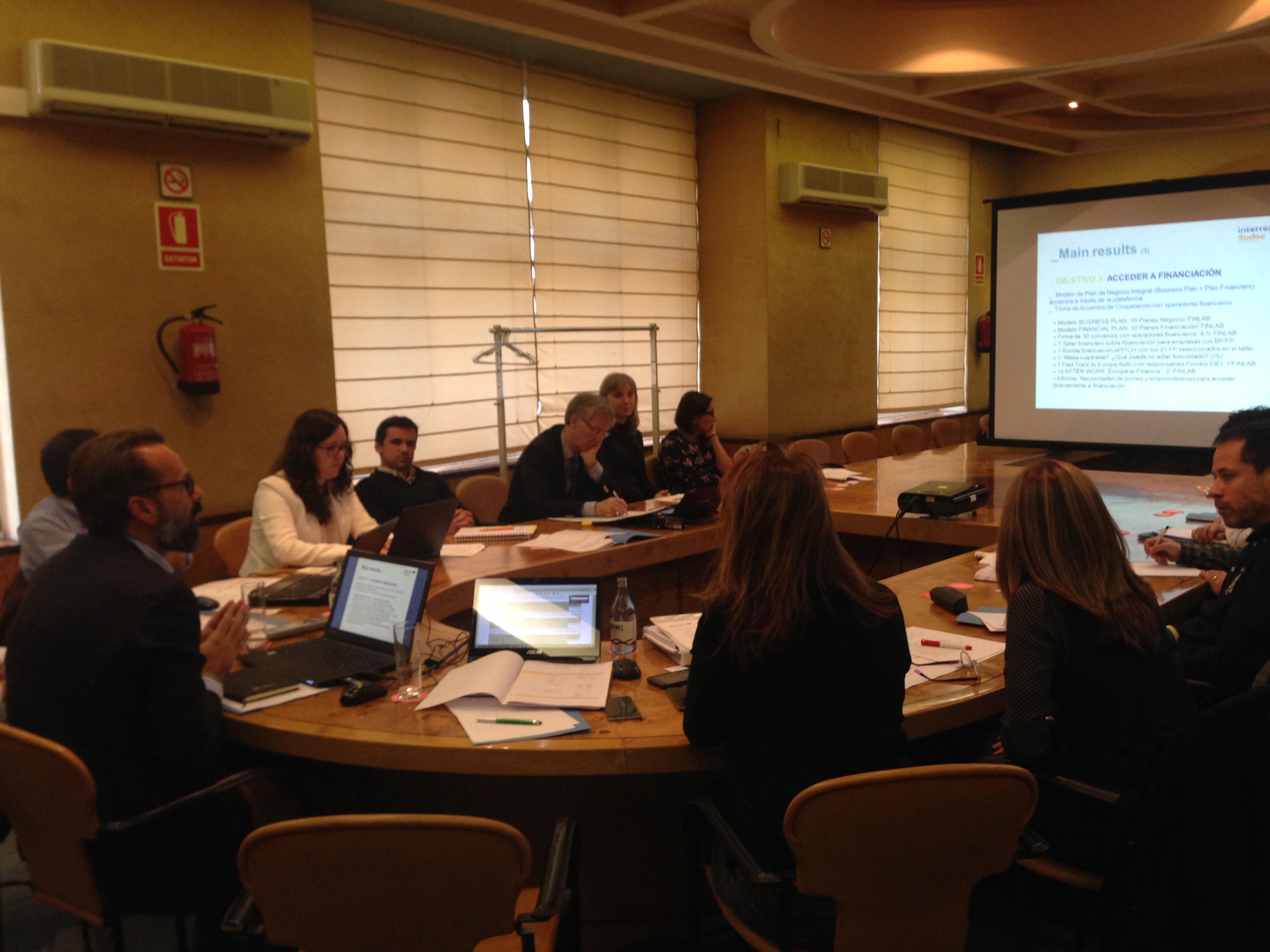 reunión smart finance