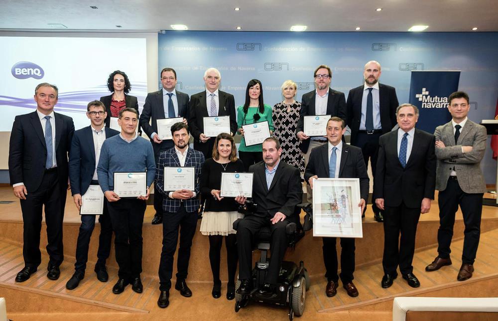 BSH recibe otro reconocimiento por el trabajo realizado en el marco de la Cátedra Empresa Sana