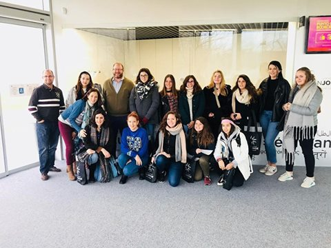 "Primeras acciones formativas del proyecto ""SINO – European Interculturality Valorizing Professionalizing Knowledge in Institutional and Corporate Communication"""