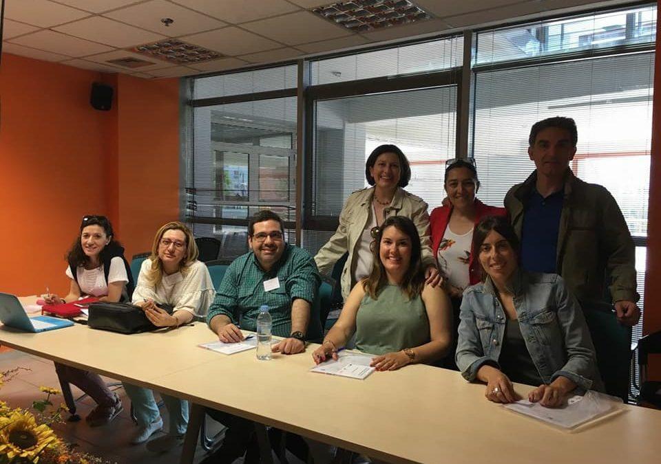 Segunda acción formativa del proyecto europeo LIFE en Atenas