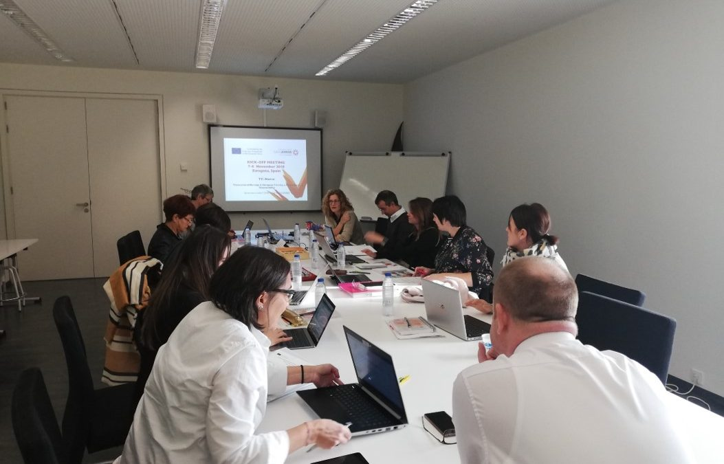 """Arranca el proyecto Europeo """"TC-Nurse"""" liderado por la Universidad San Jorge"""
