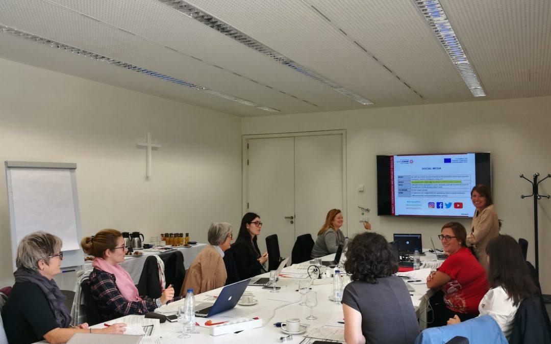 La USJ acoge la reunión inicial del proyecto de investigación REACTME sobre interpretación médica