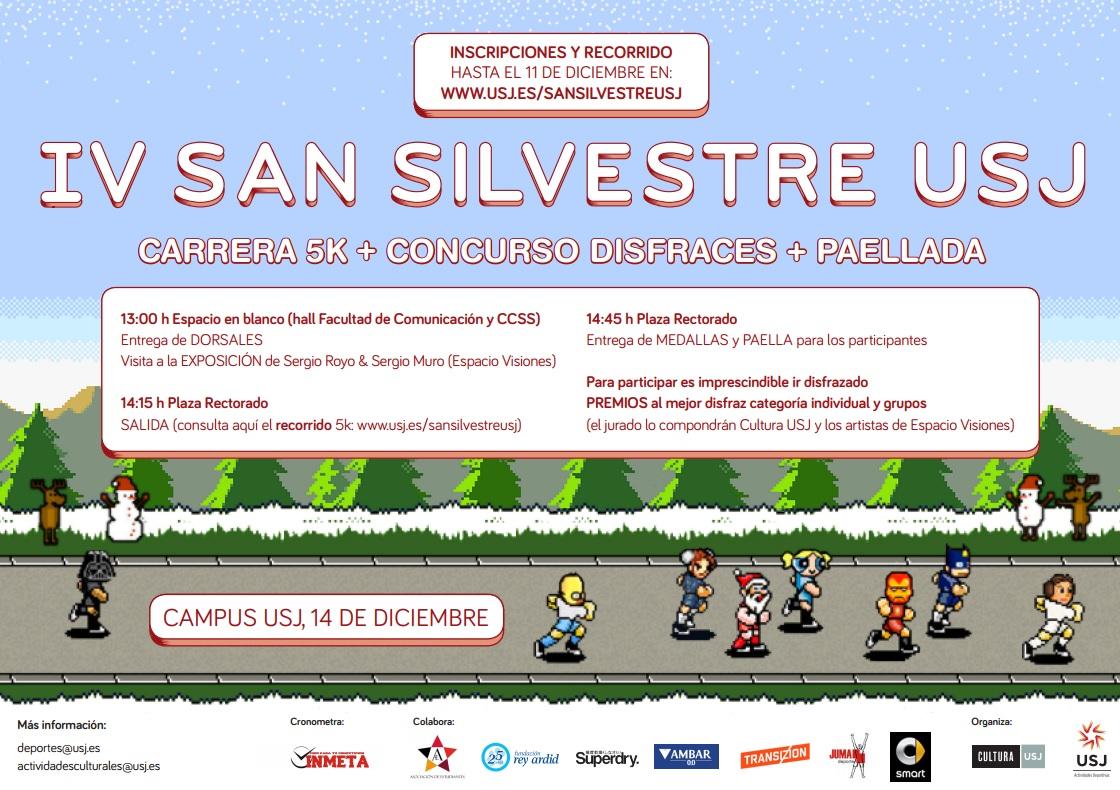 IV San Silvestre USJ