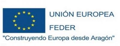 Logotipo de Feder. Investigación USJ.