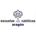 Logo Escuelas Católicas de Aragón (FERE-ECA)