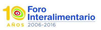 Logotipo Foro Interalimentario