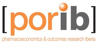 Logo de Porib para el Título de Experto en  Farmacovigilancia y Farmacoeconomía