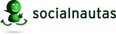 Logotipo de Socialnautas, Gestión de Influenciadores y Embajadores de Marca