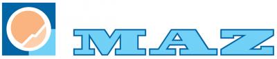 Logotipo MAZ