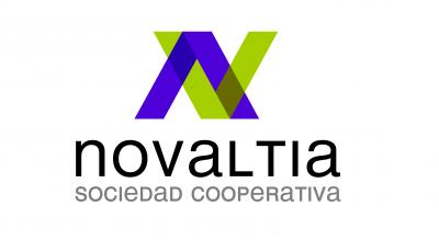 Logotipo Novaltia