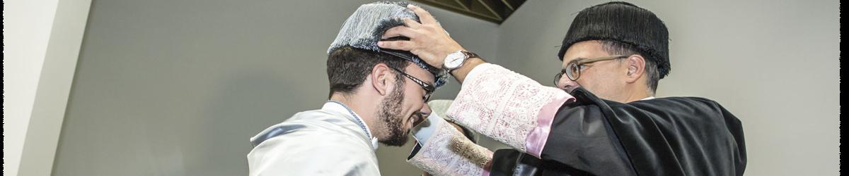 Acto de investidura de nuevos Doctores de la Facultad de Comunicación y Ciencias Sociales de la Universidad San Jorge