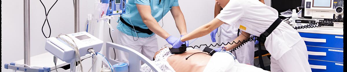 Máster Universitario en Enfermería de Urgencias, Emergencias y Críticos de la Universidad San Jorge